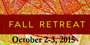 Hold the Dates: Fall Retreat