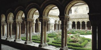 Epiclesis' Plan for Cloisters